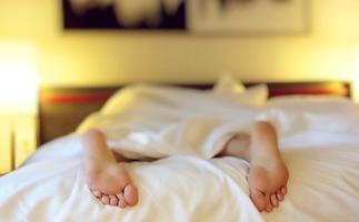 Sleeping - Quicksilver Scientific